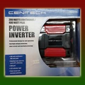 Martin - Cen-Tech Power Inverter