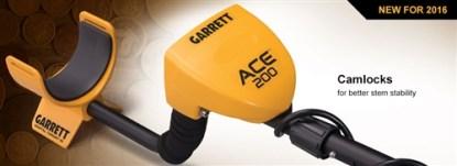 Garrett Ace 200