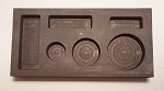 6 CAVITY GRAPHITE MOLD
