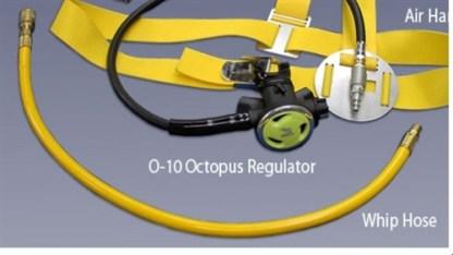 Proline Mining - Whip Hose for Standard Air Breathing Kit