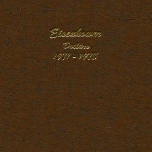 7176 - Dansco Eisenhower Dollars 1971-1978