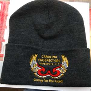 Carolina Prospectors Toboggan Hat