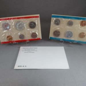 1970 Uncirculated Mint Set
