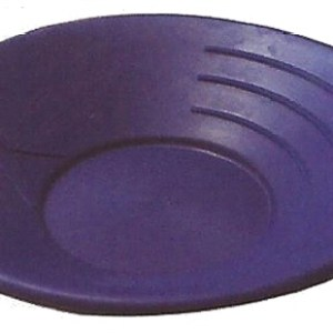Basic Gold Pan 14 Inch - Blue