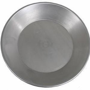 Big Bottom 6 inch Steel Gold Pan