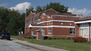 Old Fort Elementary. Photo via the Health Assessment report, dated March 28, 2013.
