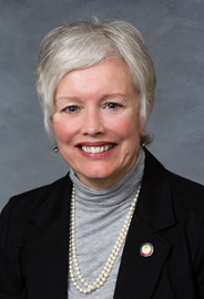 Rep. Susan Fisher, of Buncombe County
