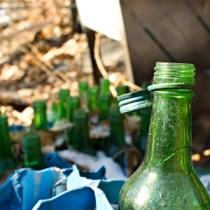 Trash stock image