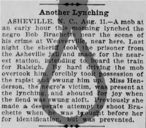 Lynching news