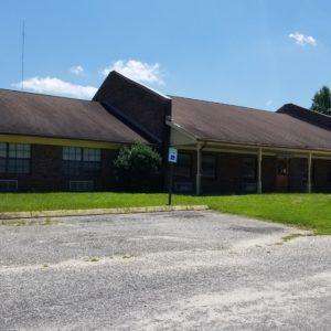 Former Clinton House in Clinton, NC