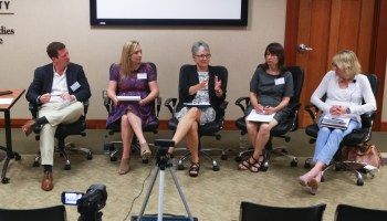 Newsmakers forum housing for those with mental illness