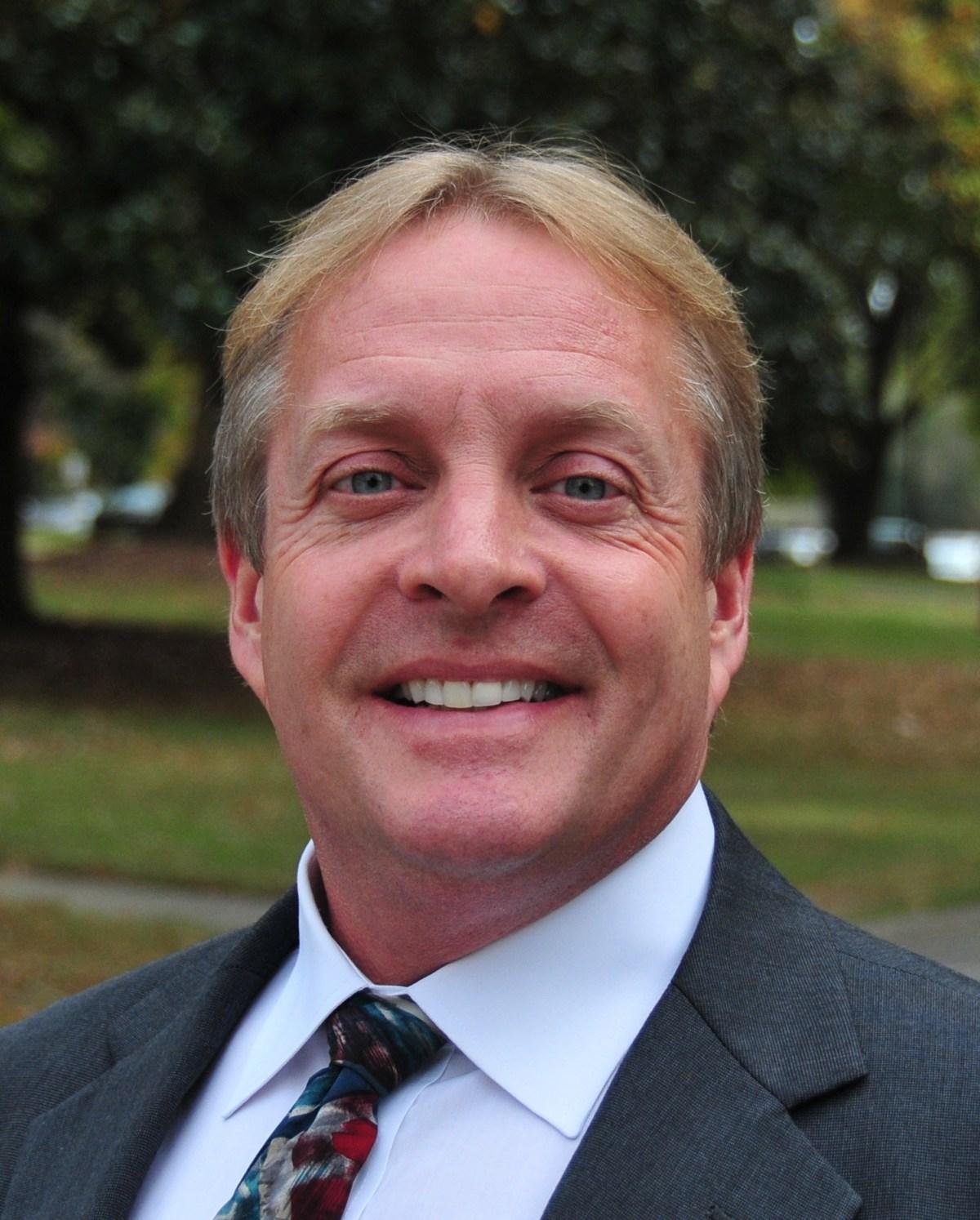 Jeff Horton of the North Carolina Association of Long Term Care Facilities