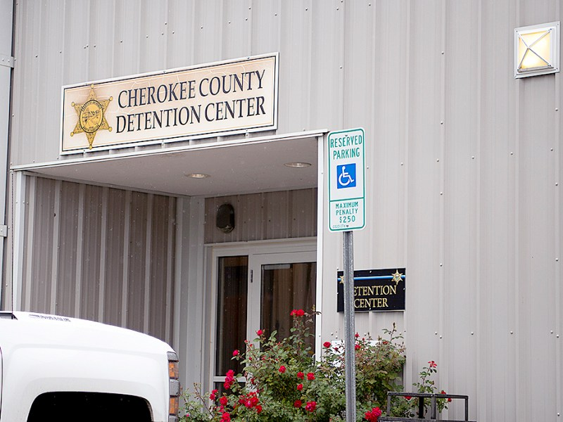 Cherokee County Detention Center in Murphy