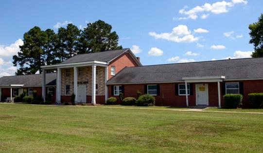 Falcon Children's Home in Falcon, NC, located in northeastern Cumberland County.