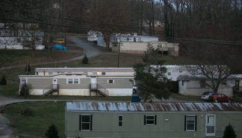 Mobile homes in Candler