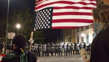 Asheville protests police June 2020