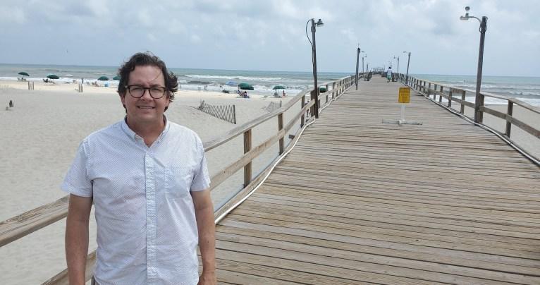 Pier owner Atlantic Beach coastal tourism fishing habitat