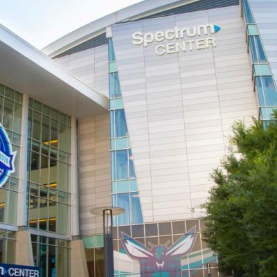 Spectrum Center in Charlotte is set to host the Republican National Convention.