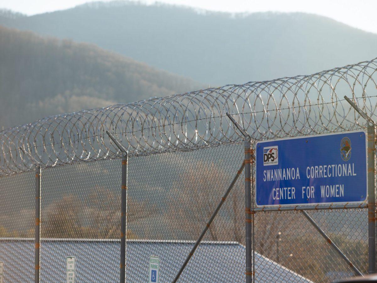 2020 Swannanoa Correctional Center for Women