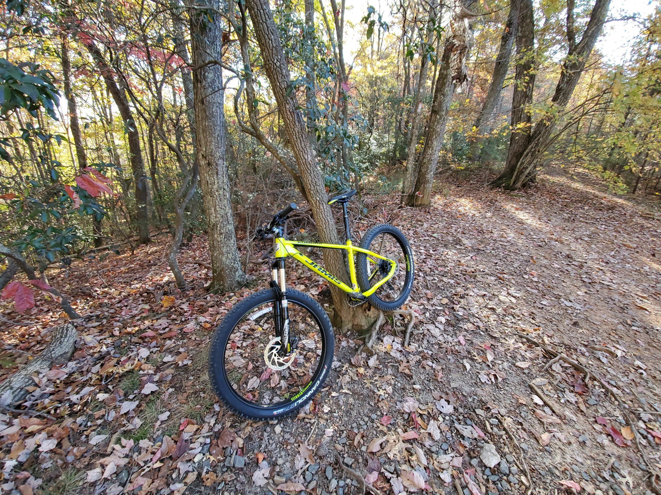 New project opens mountain biking possibilities in Western North Carolina