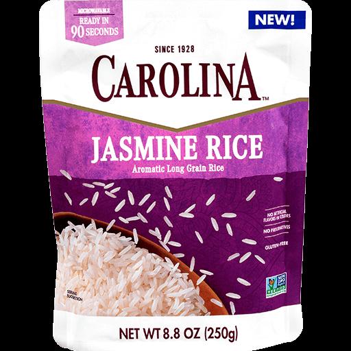 jasmine white rice ready to heat