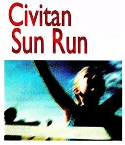 Civitan Sun Run Hendersonville, NC, June 20 2009
