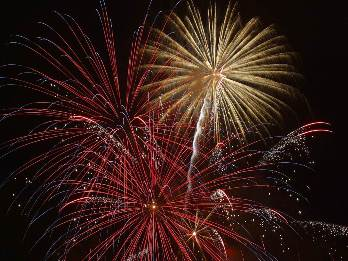 Results of the Weaverville Kiwanis Firecracker 5k - July 4, 2009