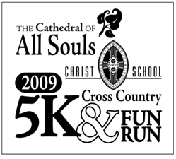 All Souls Christ School Cross Country 5k