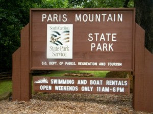 Paris Mountain State Park