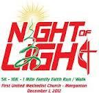 Night of Light 5k and 10k