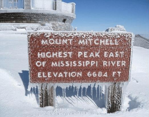 Mount Mitchell Challenge / Black Mountain Marathon