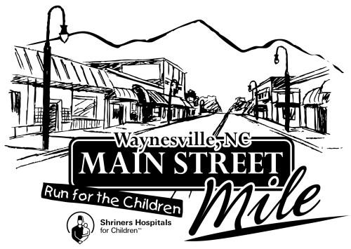 The Waynesville Main Street Mile