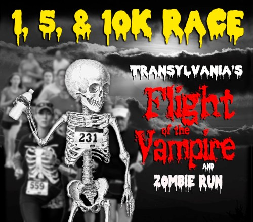 Brevard Rotary Flight of the Vampire 5k and 10k