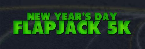 Flapjack 5k Banner