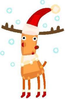 Fletcher Reindeer