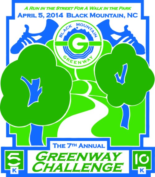 Greenway Challenge 10k and 5k Image