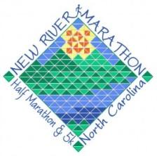 New River Marathon Half Marathon and 5k Logo 2014 - sm