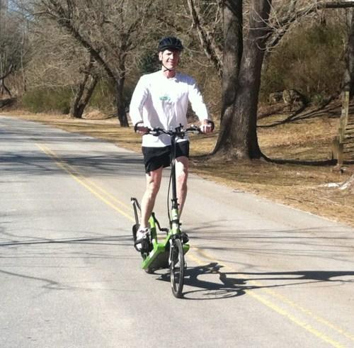 Elliptigo Outdoor Elliptical Bike