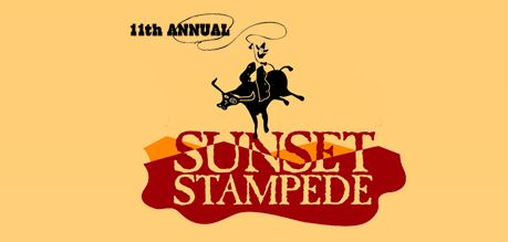 Sunset Stampede Cancelled