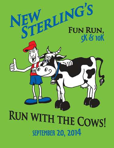 Run with the Cows 5k + 10k