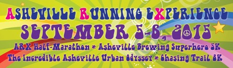 Asheville Running Experience 2015