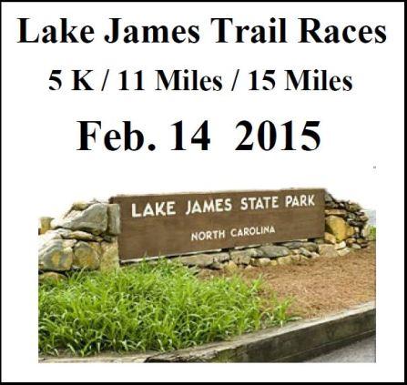 Lake James Trail Races