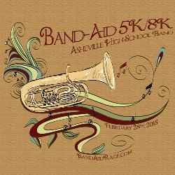 Band Aid 5k + 8k