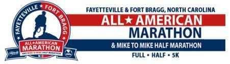 All American Marathon and Half Marathon and 5k