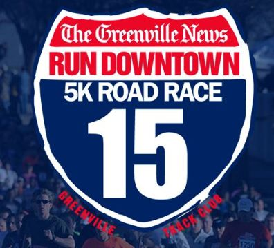 Greenville Run Downtown 5k
