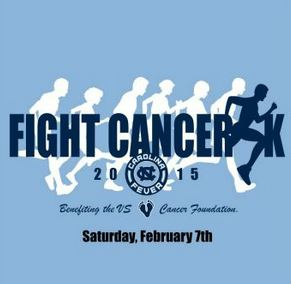 Carolina Fever Fight Cancer 5k