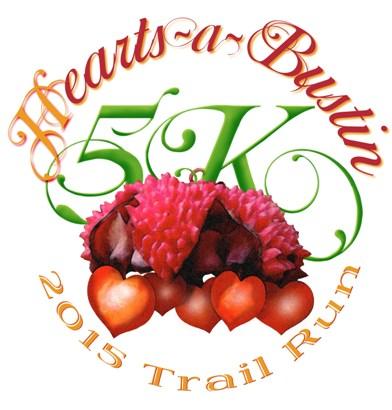 Hearts a Bustin 5k Trail Race