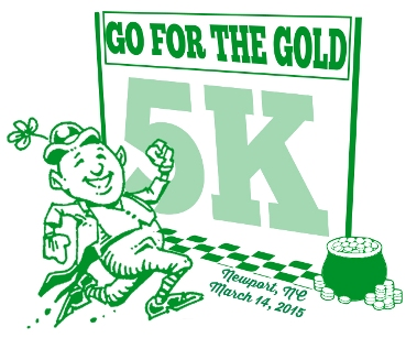 2015 Go for the Gold 5k