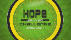 2015 Hope Challenge 5k and 10k
