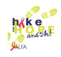 Alfa Hike for Hope